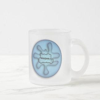 Totally Awesome Blue Coffee Mug