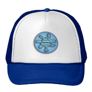 Totally Awesome Blue Trucker Hat