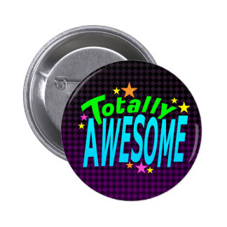 Totally AWESOME Button
