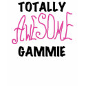 Totally Awesome Gammie Pink T-shirts and Gifts shirt
