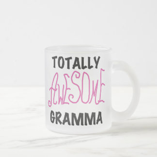 Totally Awesome Gramma Pink Tshirts Gifts Mugs
