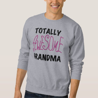 Totally Awesome Grandma - Pink Tshirts and Gifts