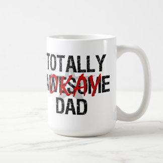 Totally Awesome (Okay) Dad Coffee Mug