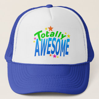 Totally AWESOME Trucker Hat