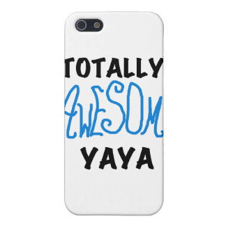 Totally Awesome Yaya and Gifts iPhone 5/5S Case