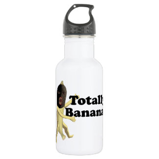 Totally Bananas Stainless Steel Water Bottle
