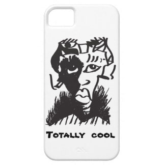 Totally Cool Art Drawing iPhone SE + iPhone 5/5S iPhone SE/5/5s Case