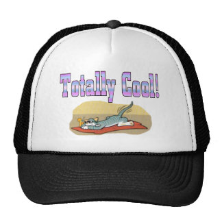 totally cool trucker hat