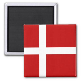 Totally Denmark Flag Magnet