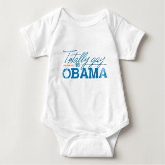 Totally Gay for Obama Faded.png T-shirts
