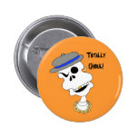 Totally Ghoul! - Button