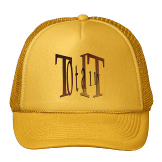 Totally IT Mesh Hats