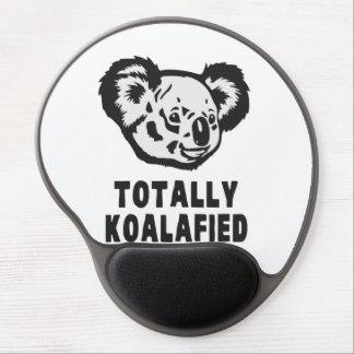 Totally Koalafied Koala Gel Mousepad