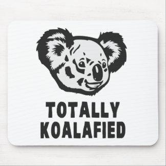 Totally Koalafied Koala Mousepad