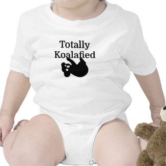 Totally Koalafied Baby Bodysuits