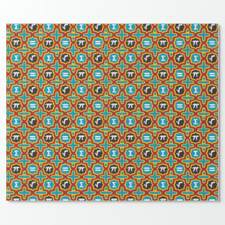 Totally Math Gift Wrap! Wrapping Paper
