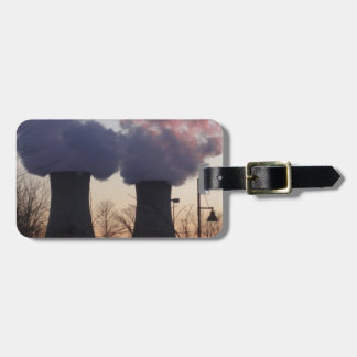 TOTALLY NUCLEAR! LUGGAGE TAG