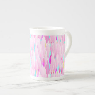 Totally Pink Cup - Bone China or Espresso! Tea Cup