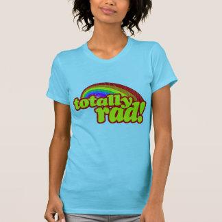 Totally Rad - 80s Retro Tee Shirt