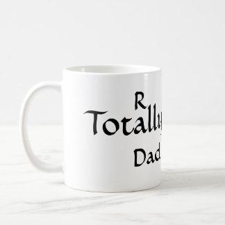 Totally Rad Dad Coffee Mug