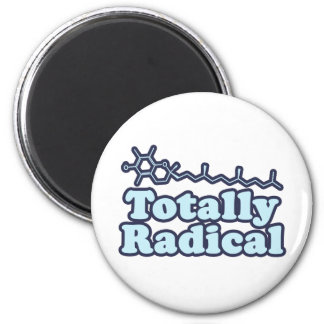 Totally Radical for Science Teachers and Nerds Magnet