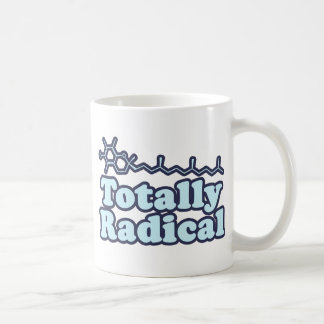 Totally Radical for Science Teachers and Nerds Mugs