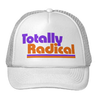 Totally RADICAL Hats