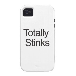Totally Stinks iPhone 4/4S Cases