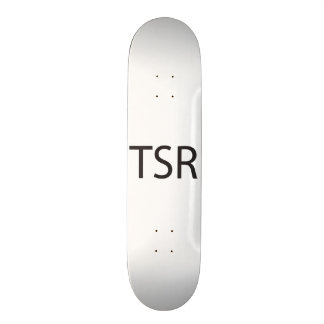 Totally Stuck in RAM -or- Totally Stupid Rules.ai Skateboard Deck