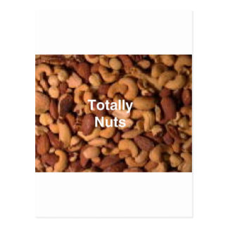 TotallyNuts Postales