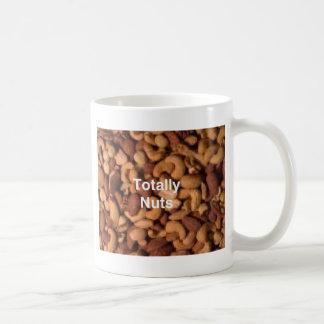 TotallyNuts Tazas De Café