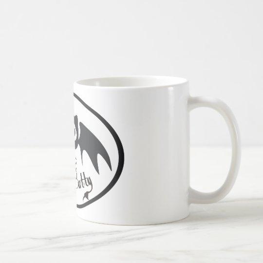Totalmente extravagantemente taza de café