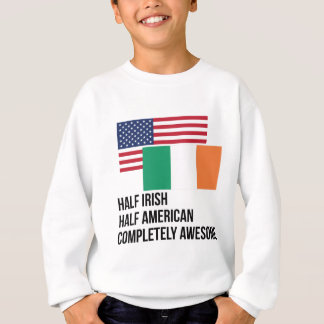 Totalmente impresionante a medias irlandés camisas