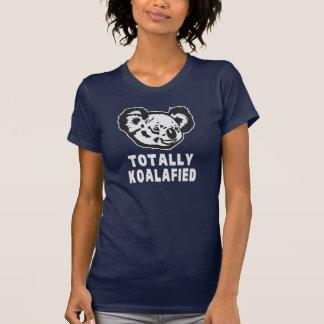 Totalmente koala de Koalafied Tshirt