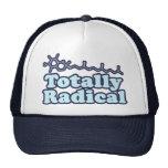 Totalmente radical para los profesores de ciencias gorros bordados