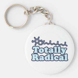 Totalmente radical para los profesores de ciencias llaveros