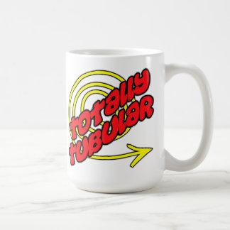 Totalmente tubular taza de café