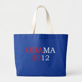 Tote 2012 de Obama Bolsa De Mano