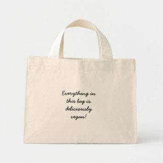 Tote bag:  ~ Active Vegan ~