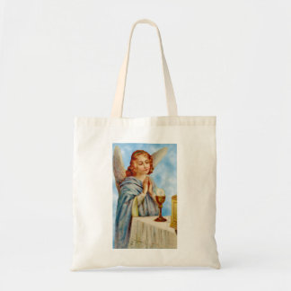 Tote Bag: Angel Ponders