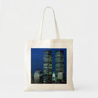 Tote Bag Bags Twin Towers Remember Memory totes 9