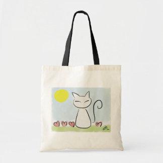 Tote Bag - Cat in the Sun
