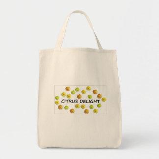 Tote Bag - Citrus Delight