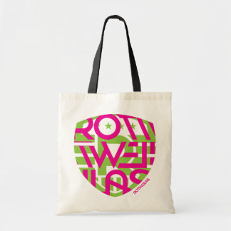 Tote Bag - Collection - Pink-Green