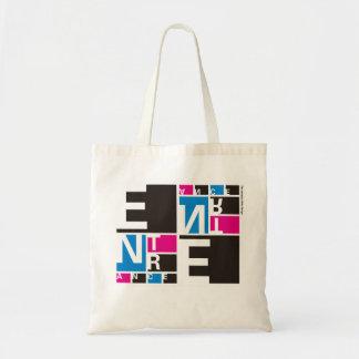 Tote Bag (Color) [Grid]