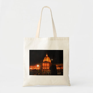 Tote Bag - color over city hall