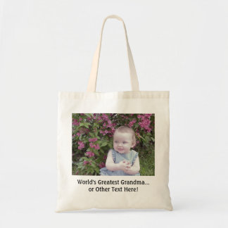 *TOTE BAG: Customize that perfect gift! Tote Bag