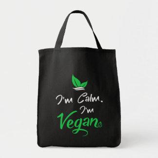 Tote Bag Designed For Vegans