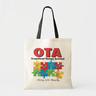 Tote Bag for Occupational Therapy Assistants!