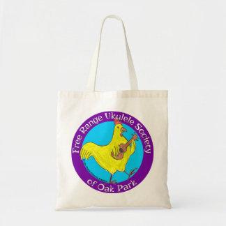 Tote Bag Free Range Ukulele Society